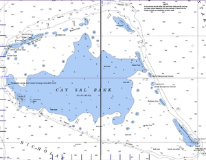 Cay Sal Bank - Cay Sal Bank overview map