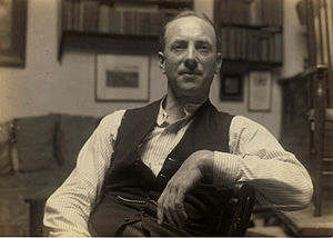 Charles Kennedy Scott - Charles Kennedy Scott in 1925
