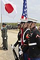 CMC and SMMC at Iwo Jima 150321-M-SA716-156.jpg