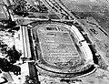 COLLECTIE TROPENMUSEUM Luchtfoto van het stadion waarin de opening van de Nationale Olympische Week (Pekan Olahraga Nasional) te Djakarta plaatsvindt TMnr 10017790.jpg