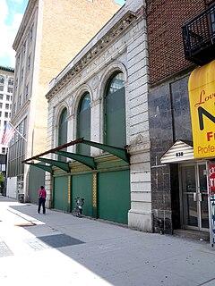 Newark and New York Railroad