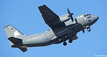 CSX62127 Aeronautica Militare Alenia C-27J Spartan (7976303316).jpg