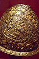 Cabasset Steel embossed and damascened with gold and silver Italian Milan 1575-1580 CE (664750416).jpg