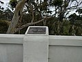 Cabrillo Bridge Civil Engineering Landmark plaque, Balboa Park, San Diego.jpg