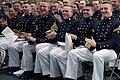 Cadets listen to Army Gen. Martin E. Dempsey, 2012.jpg