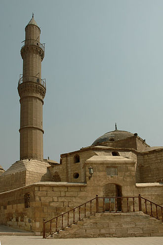 Sulayman Pasha Mosque - Overview