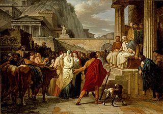 Caius Furius Cressinus Accused of Sorcery