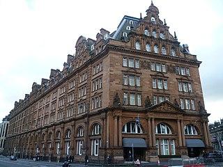hotel in Edinburgh, Scotland