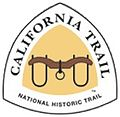 California Historic Trail auto tour road marker.jpg