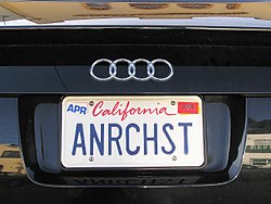 California license plate Anarchist.jpg