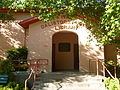 Calistoga Public Library entrance detail.JPG