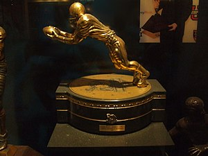 Calvin Johnson - Calvin Johnson's Fred Biletnikoff Award
