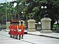 Cambio de guardia a la tumba del soldado desconocido.JPG