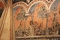 Camera della castellana di vergy, ciclo pittorico, 1350 circa 15.JPG