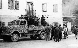 Befreiung der SS-Geiseln