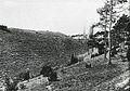 Camp d'Atilla carte postale le talus.jpg