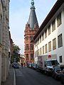 Campus Altstadt Heidelberg Seminarstraße IMG 0178.jpg