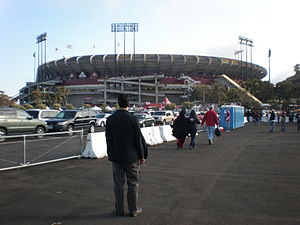 Candlestick Park from parking lot 1.JPG