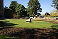 Cannon in front of Tonbridge Castle - geograph.org.uk - 1538488.jpg