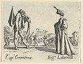 Cap. Cerimonia - Sig. Lauinia, from the Balli di Sfessania MET DP846871.jpg