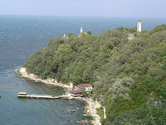 Northern Bulgaria - Image: Cape Galata, Varna