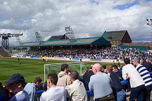 Cappielow - Image: Cappielow
