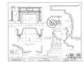 Captain Alexander Marshall House, Auburn-Aureling Road, Auburn, Cayuga County, NY HABS NY,6-AUB.V,2- (sheet 8 of 10).png