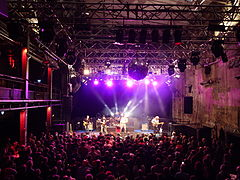Captain Beefheart's Magic Band im Kesselhaus (2012).JPG