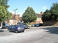 Car park in Bishop's Waltham town centre - geograph.org.uk - 1481590.jpg