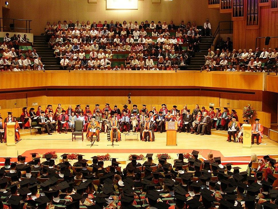 Cardiff University Graduation Ceremony