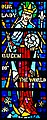 Carl Huneke's faceted glass window - Our Lady Queen of the World at St. Felicitas Church in Fairfield, CA.jpg