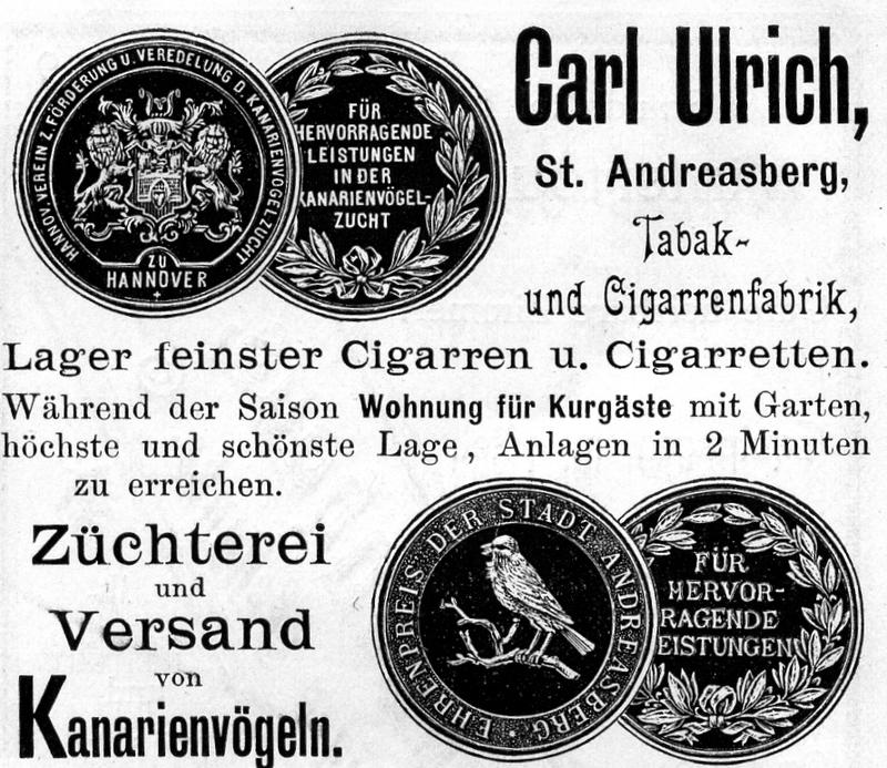 Der Harzer Roller oder  Umweltfreundlicher Brand & Gasmelder 800px-Carl_Ulrich%2C_Tabak-_und_Cigarrenfabrik
