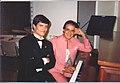 Carlos Evaristo with singer Nilton Cesar.jpg