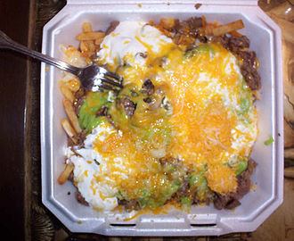 Poutine - Carne asada fries