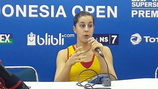 Carolina Marin Indonesia Open 2016