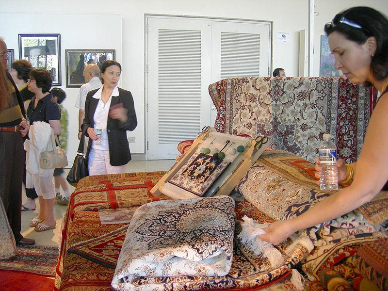 File:Carpets - Iranian Festival - Seattle 2007.jpg
