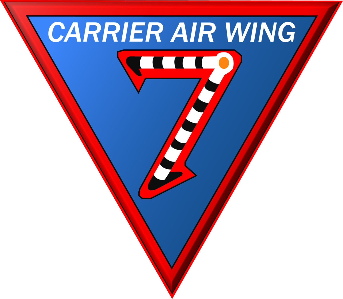 carrier air wing seven wikipedia