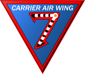Carrier Air Wing Seven - CVW-7 Insignia