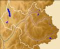 Carte 73 Savoie Reliefs lacs rivieres.png