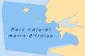Carte Parc naturel marin d'Iroise.png