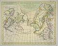Carte generale des découvertes de l'Amiral de Fonte et autres navigateurs Espagnols, Anglois et Russes pour la recherhe du passage a la mer du sud (13407301473).jpg