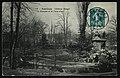 Carte postale - Asnières-sur-Seine - Château Pouget - Le kiosque et la pièce d'eau.jpg