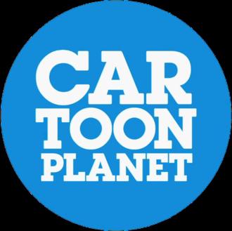 Cartoon Planet - Image: Cartoonplanet 2012 logo