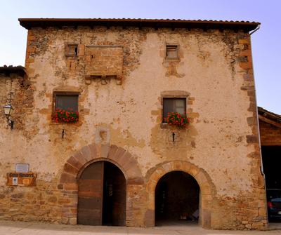 Casa natal de Maurín en Bonansa (Huesca)