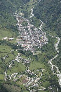 San Andrés de Cuerquia