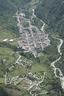 San Andrés de Cuerquia Municipality and town in Antioquia Department, Colombia