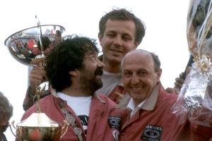 Stefano Casiraghi - Stefano Casiraghi (in the middle), 1989