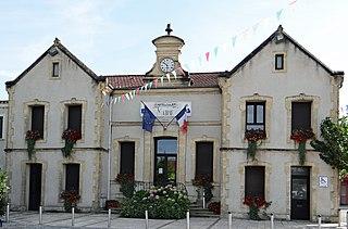 Castelculier Commune in Nouvelle-Aquitaine, France