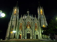 Il Santuario della Madonna Addolorata presso Castelpetroso (IS)