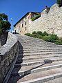 Castiglione del Lago stairway.jpg